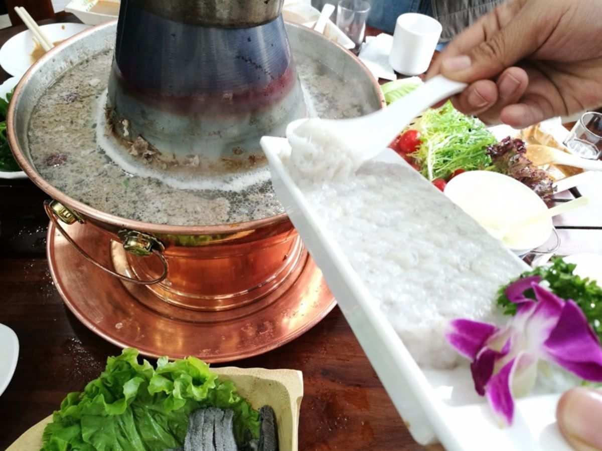 探店鸦儿李记涮肉,为你详解铜锅涮肉的味道!