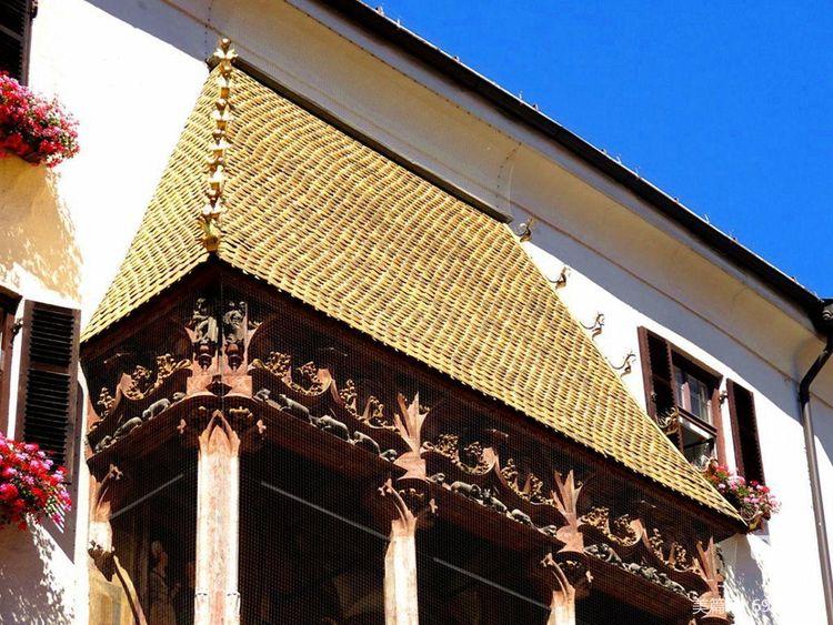 因斯布鲁克------周游世界(九) - 静谧的小屋 - 静谧的小屋
