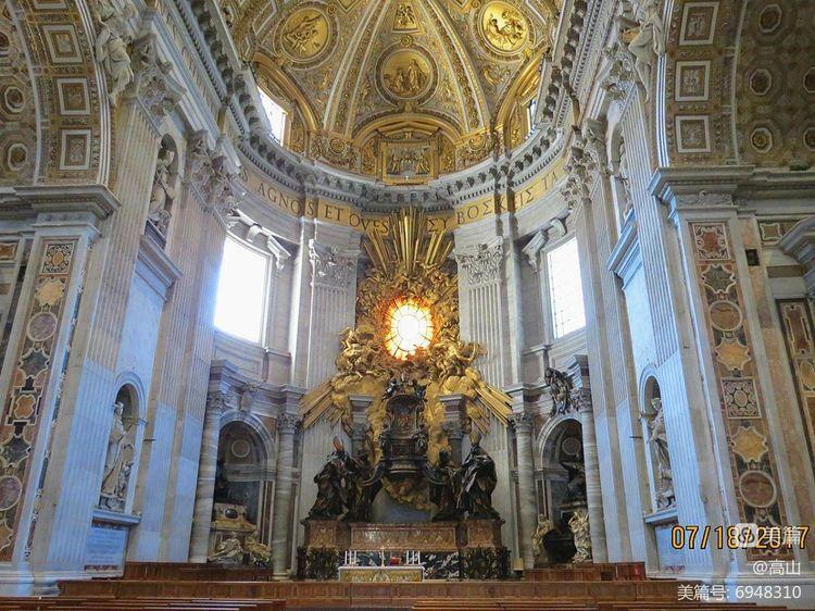 梵蒂冈------周游世界(十二) - 静谧的小屋 - 静谧的小屋