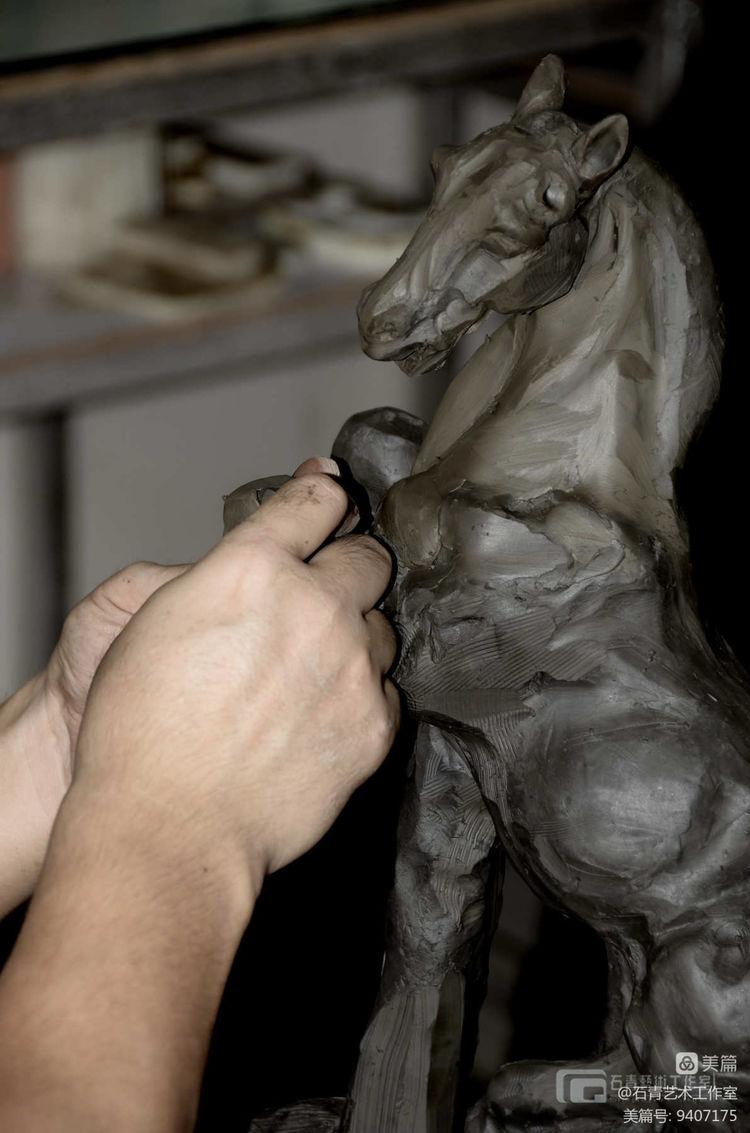 (原创)石青艺术工作室自序 - 石青艺术工作室 - 石青艺术工作室