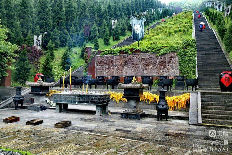 【原创】鄂渝旅行日记(D3上)神农架之旅一一神农祭坛 - 一方水 - 一方水的摄影博客
