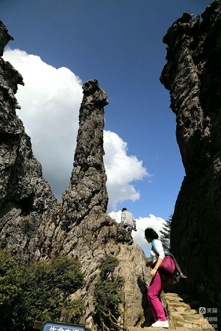 【原创】鄂渝旅行日记(D2下)神农架之旅一一神农顶 - 一方水 - 一方水的摄影博客