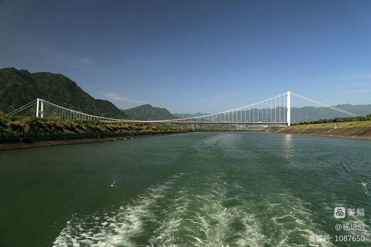 【原创】鄂渝旅行日记(D4上)长江三峡之旅一一三峡大坝 - 一方水 - 一方水的摄影博客