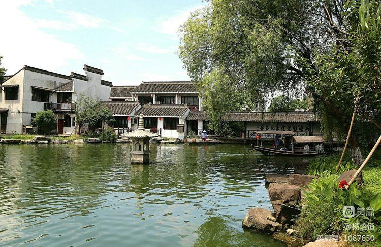【原创】夏游西塘 - 一方水 - 一方水的摄影博客