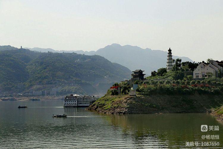 【原创】鄂渝旅行日记(D5下)长江三峡之旅一一巫峡、瞿塘峡、白帝城 - 一方水 - 一方水的摄影博客