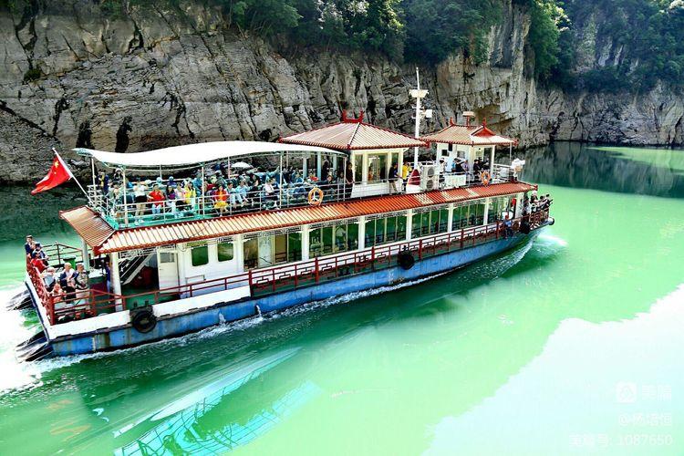 【原创】鄂渝旅行日记(D5上)长江三峡之旅一一神农溪 - 一方水 - 一方水的摄影博客