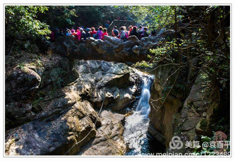 游石城岩、景德镇和石门山峡谷随拍 - 路过话缘 - yuan_bp@126 的博客