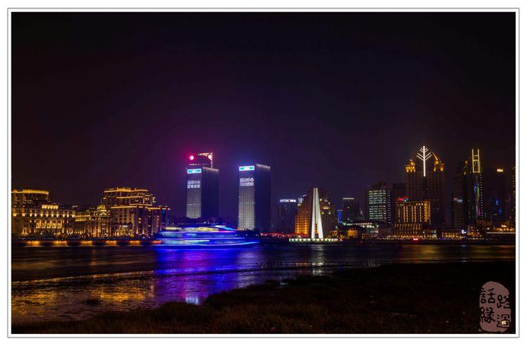 大年初一逛浦江两岸随拍 - 路过话缘 - yuan_bp@126 的博客