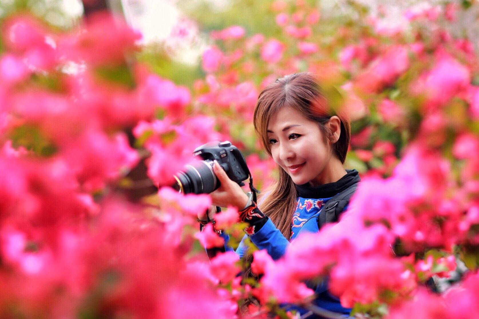 为什么爱摄影的女人都是极品?