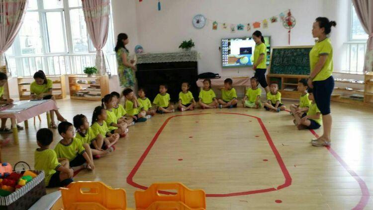 常青藤幼儿园蒙氏中班期未教学展示 - 小叮当乐园 - 小叮当成长乐园