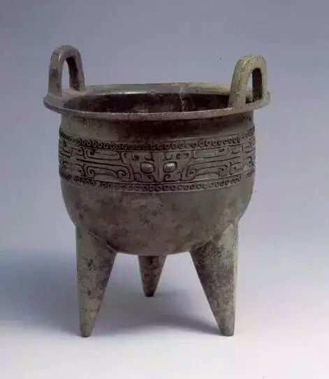 青铜时代的重器一一鼎 - 印有三美 - 印有三美的博客