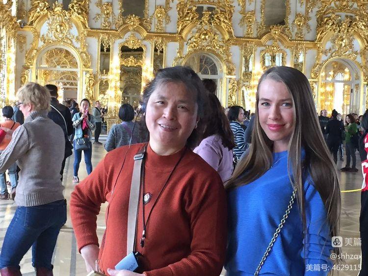 俄罗斯旅游之五 - shhzqx - 人生旅途 日志 相册