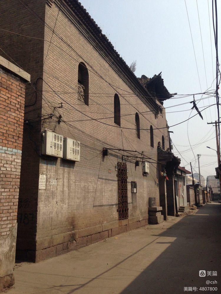 我的美篇一一一即将消失的交城南街 - 于无声处。352 - 352的博客