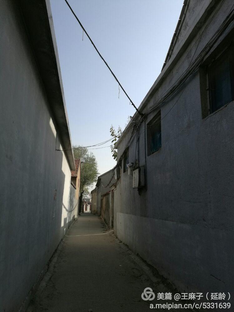 青州,街巷深深 - 学海无涯 - 读善己身