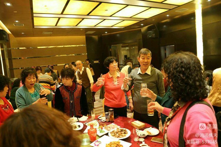 【转载】郭军(太铁三中十七班毕业47年聚会) - 秋雨 - 火车女司机——秋雨的博客