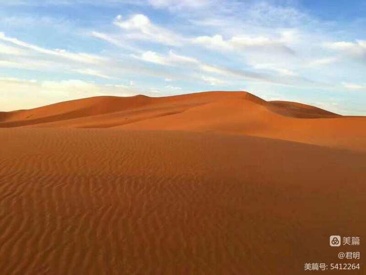 【旅游】影留北非撒哈拉沙漠 - 爱君 - 爱君小屋