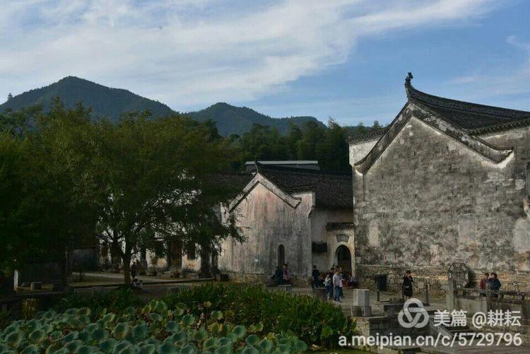 【原创】呈坎古镇,徽派乡村(图文) - chenglin1953 - 耕耘的家园