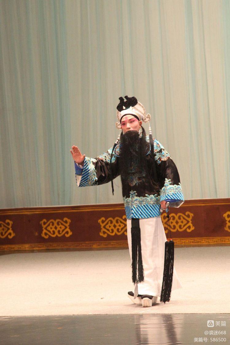南通市崇川区江东京剧团成立暨折子戏专场圆满成功!(图) - 裘迷668 - 裘迷黄超