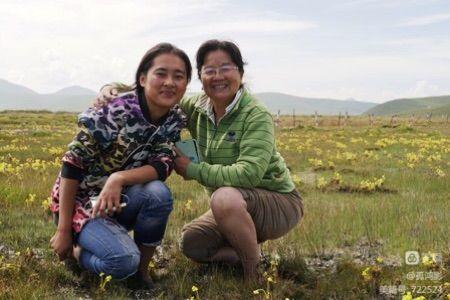 2017年绿家园黄河十年行第十一天  2017年8月26日再到尕海再访贡保吉 - 汪永晨 - 汪永晨的博客
