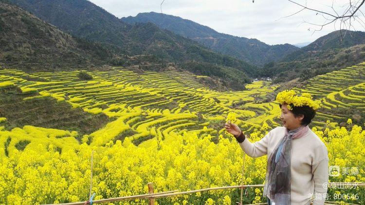 【原创】行走在中国最美乡村的俊男靓女 - 秋香 - 方人雨
