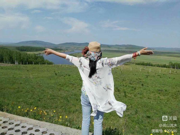 【原创】行摄在清清的额尔古纳河畔(二) - 秋香 - 方人雨
