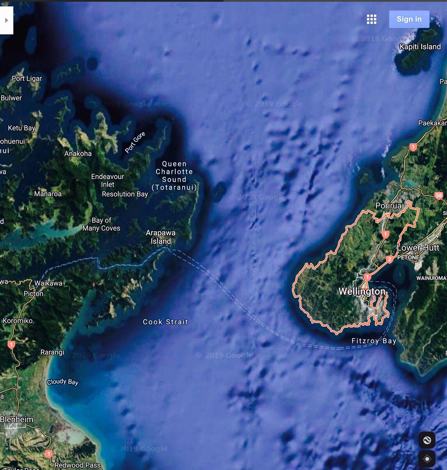 2019新西兰自驾游 - 皮克顿港与奥豪海豹栖息地